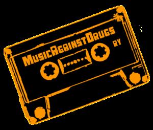 Music Against Drugs ry:n logo