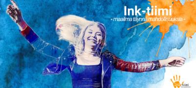 Haku syksyn Ink-tiimiin on nyt käynnissä