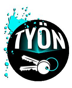 Työn avaimet logo